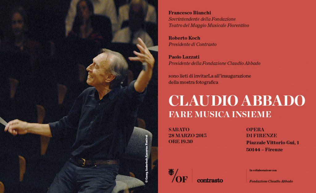 Claudio Abbado Fare Musica Insieme