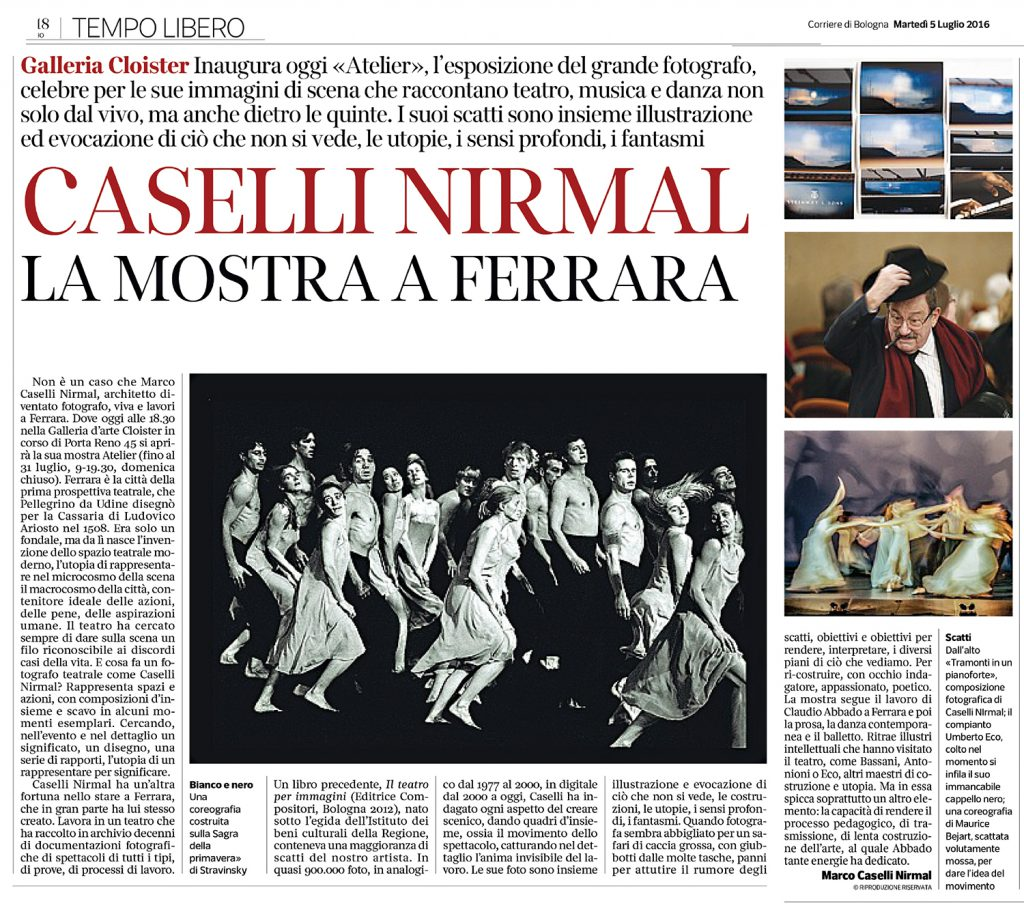 Corriere di Bologna