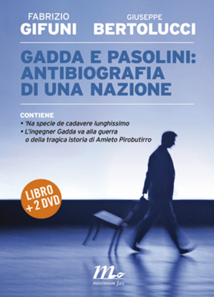 Fabrizio Gifuni cd book