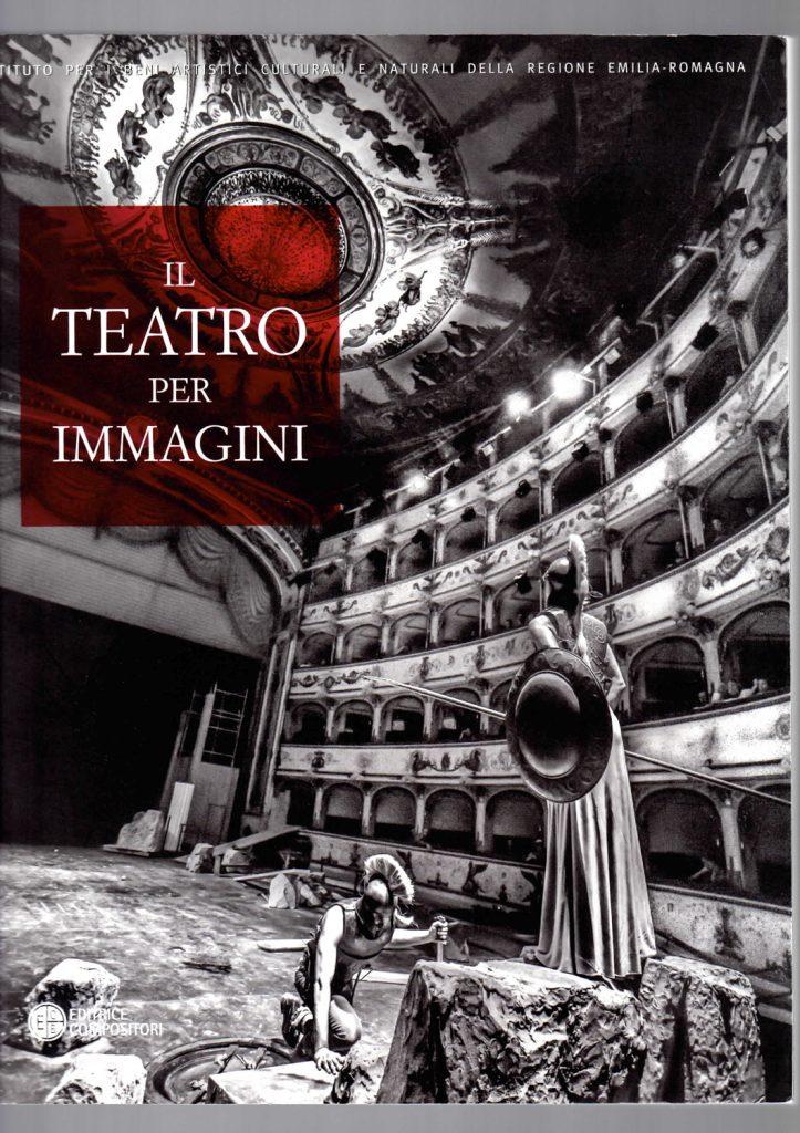 Il teatro per immagini cover book