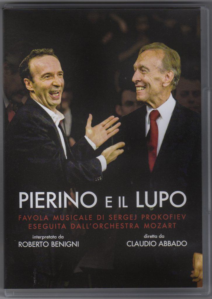 Pierino e il lupo Abbado Benigni