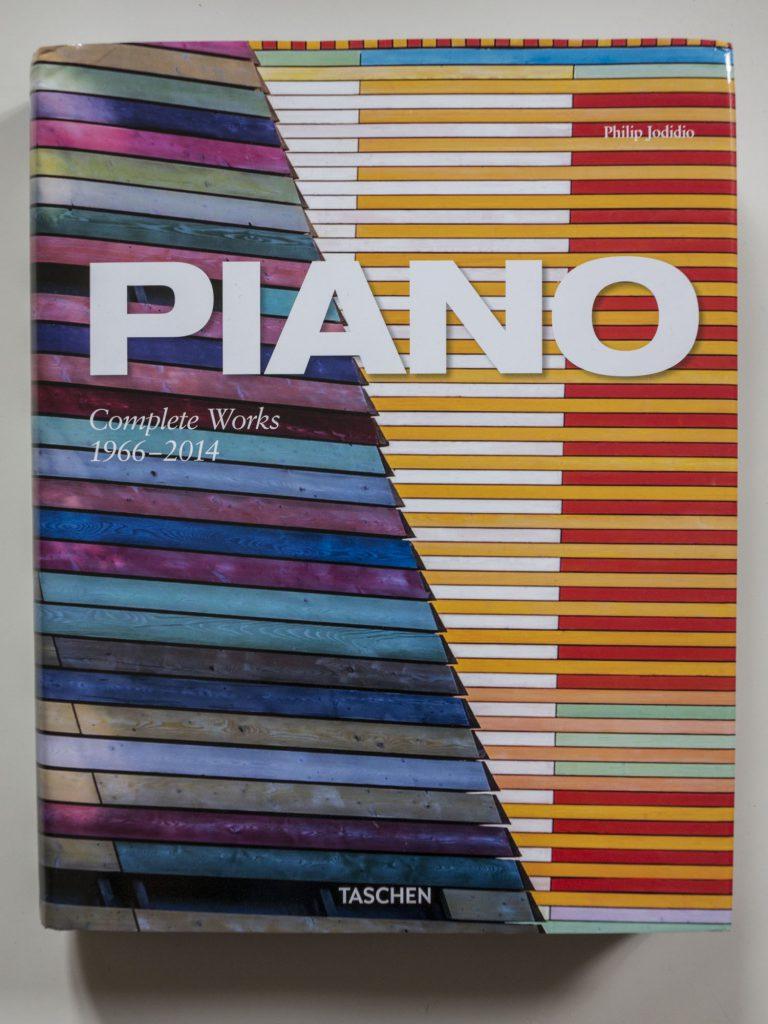Renzo Piano book