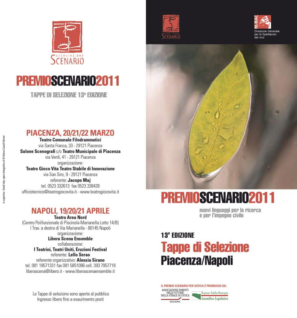 Scenario 2011