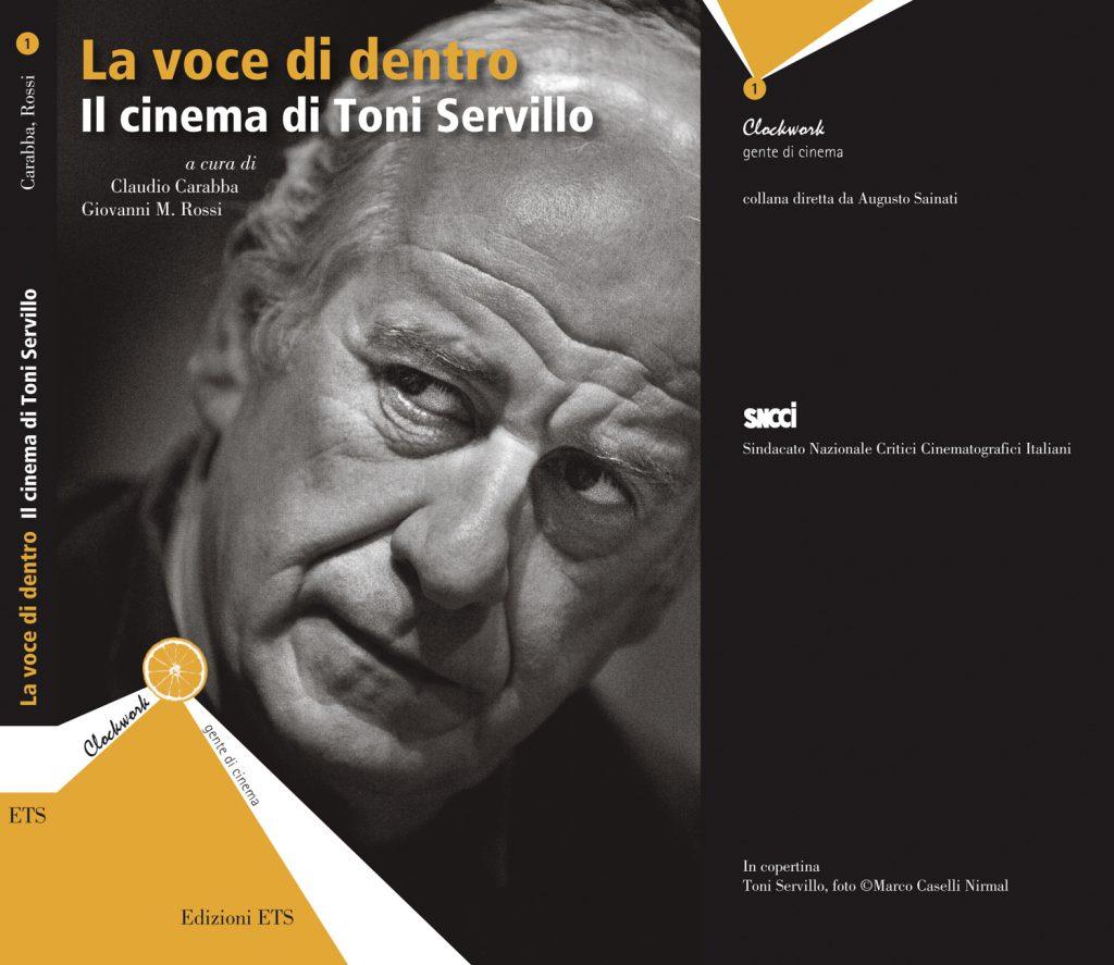 Toni Servillo La voce di dentro book