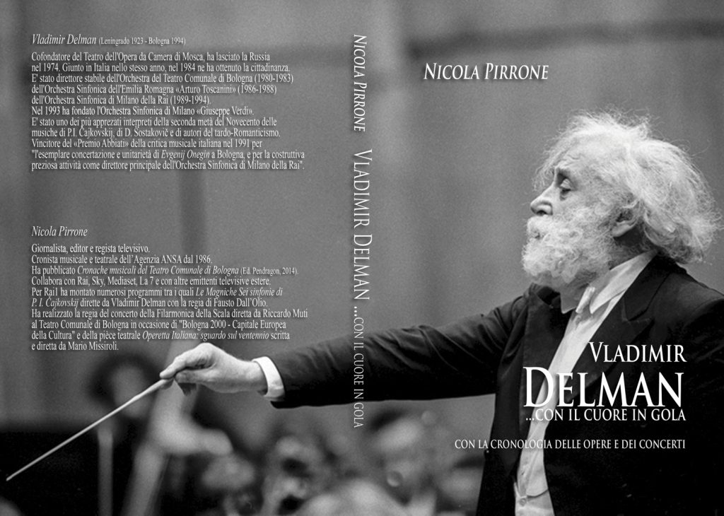Vladimir Delman cd book